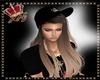 llKNZ*Queen cap Blonde