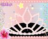 pink baby ballerina tiar
