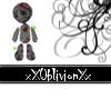 Voodoo animated doll pet