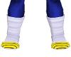!ES! White Boots