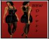 BBW Kristy 2 black dress