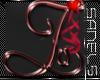 Valentine  Letter Z