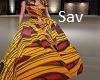 African Sexy Dress
