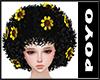 Sunflower-Black