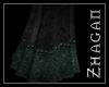 [Z] Rey Longskirt teal