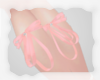A; Leg ribbons bows