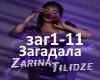 Zarina Tilidze-zagadala