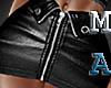 Leather skirt- RL