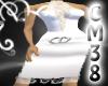 [C]WhiteCelinaDress