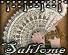 Hand Fan White