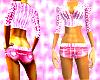 cristals pink