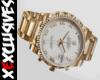 Gold Vintage Rolex