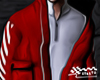 Red Puff Jacket