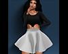 Flower Skirt Layer