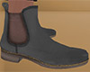 Gray Chelsea Boots (M)