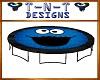 Cookie Monster Trampolin