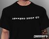 Camiseta da Loja