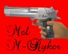 M-Ryker Silver Black