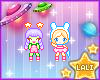 L| Space Cuties Set