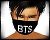 FAN INSPIRED BTS MASK -M