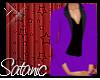 Boss Lady Purple