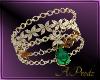 ® Golden Ivy Bracelet L