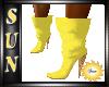 [SUN] Yellow Boots