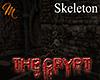 [M] The Crypt Skeleton