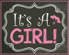 Its A Girl Gender Reveal