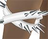 [DMN]White Spiked Garter