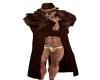 ,gangser  coat