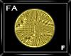(FA)DiscoHeadV2F Gold3