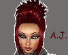 red cute hairstyle*AJ*