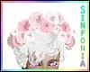 Rose Pink Flower Crown