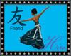 Friend Kanji Gown