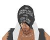 hat4 keepcalm fit black