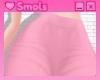 迫力 pink biker shorts