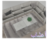 ℰ. Grey Sofa Set