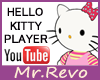 Kitty Youtube Player