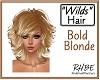 RHBE.Wild Blonde Hair