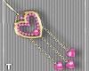 Pink Valentine Earrings