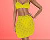 Yellow Pajamas Short 2 F