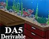 (A) Aquarium Bench