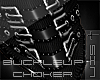 S†N BuckleUp Choker
