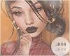 J | Florita black silk