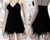Ripped dark angel dress