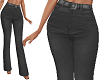 TF* Pants with Belt Grey