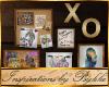 I~Gypsy XO Wall Art