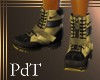 PdT Gnarly Boots Tan M