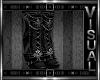 V' +Vis Boots+